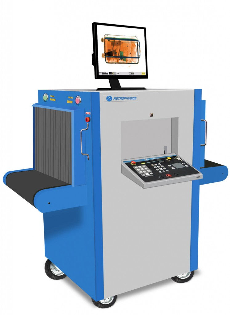 XIS-6040 Mobile X-ray Machine - Security Detection