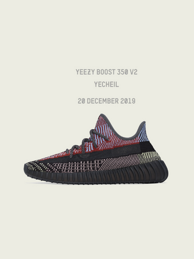 NEW DROP: YEEZY BOOST 350 V2 Yecheil disponible en DROPS