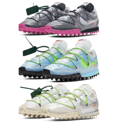 NEW DROP : Nike x OFF-White Waffle Racer disponible en DROPS