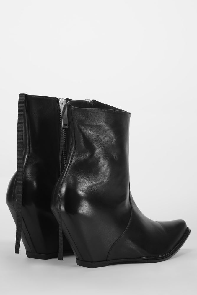 UNRAVEL PROJECT LOW BOOT BLACK