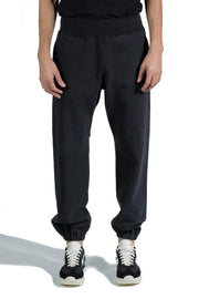 UNDERCOVER CENTIPEDE TAPERED TRACK PANTS BLACK