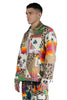 SACAI HWT/ARCHIVE PRINT MIX JACKET