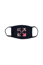 OFF WHITE CARAVAGGIO MASK BLACK RED