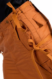 UNDERCOVER LAYERED ARMY CARGO PANT DARK ORANGE