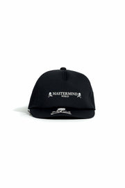 MASTERMIND EMBROIDERED LOGO BLACK