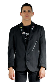 LIBERAL YOUTH MINISTRY PUNK BLAZER