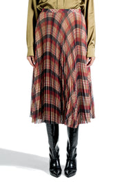 DRIES VAN NOTEN SAX SKIRT