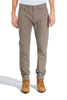 Laurent skinny Fit Jean carraux Black Brown