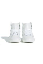 SAINT LAURENT HI SNEAKER WHITE
