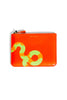 COMME DES GARCONS WALLET RUBY EYE S POUCH ORANGE