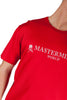 MASTERMIND WORLD CARBON COPY TEE RED