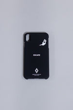 MARCELO BURLON ESCAPE XS MAX CASE BLACK WHITE