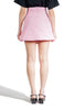 ELLERY PURE REASON HIGH WAISTED MINI SKIRT
