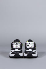 MSGM VORTEX SNEAKERS BLACK