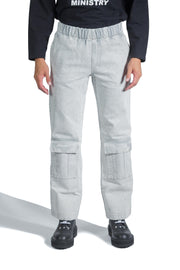 LIBERAL YOUTH MINISTRY CALVIN PANTS WASHED GREY