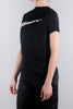 OFF WHITE WOMAN CASUAL TEE BLACK WHITE