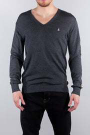 UNDERCOVER LAMB SWEATER CHARCOAL