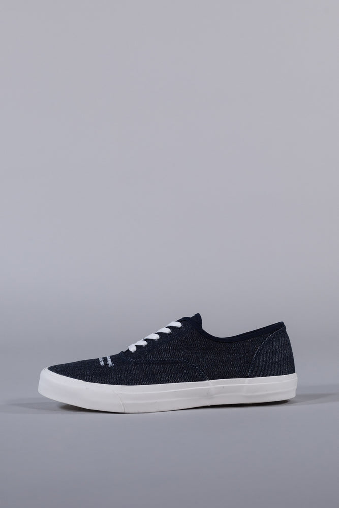UNDERCOVER LOW-CUT SNEAKERS NAVY