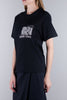 ELLERY SUPER CIAO T-SHIRT BLACK