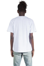 MARCELO BURLON KID SKETCH OVER T-SHIRT BLACK WHITE