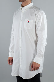 UNDERCOVER SHIRT LONG SLEEVE OXBD WHITE