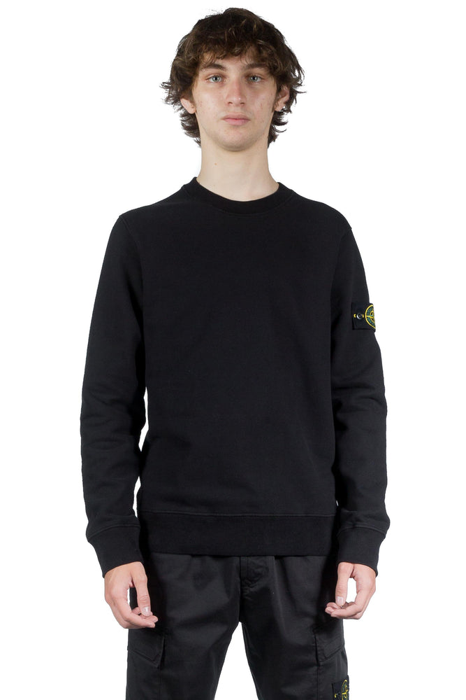 OFF WHITE OFF TREE LONG DRESS CREWNECK BLACK GREEN
