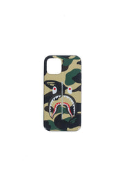 BAPE 1ST CAMO SHARK IPHONE 12 / 12 PRO CASE YELLOW