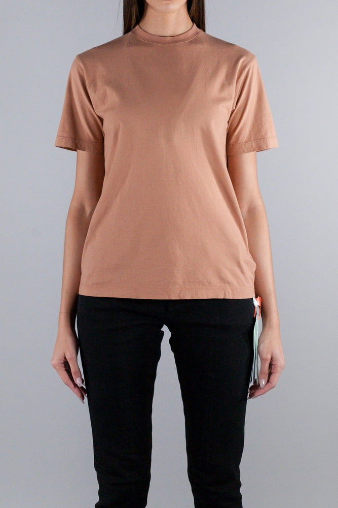 OFF WHITE CASUAL TEE NUDE NUDE