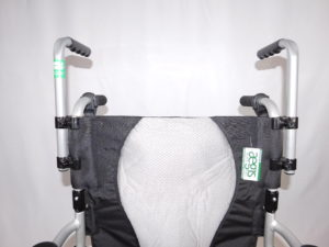 Universal Wheelchair Back Rest Extension