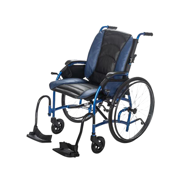 "24"" Rear Wheel - Self Propel / Black Leather Bucket Seat +$469.99"