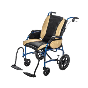 "12"" Rear Wheel / Black & Tan Leather Bucket Seat +$469.99"