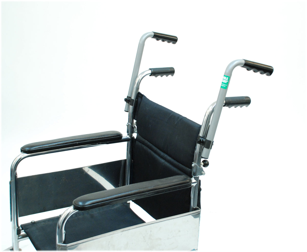 Wheelchair Push Handle Extensions Troy Technologies