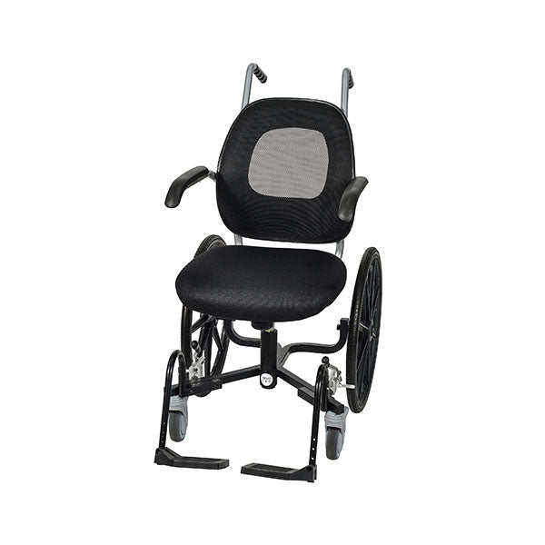 Includes Push Handles & Foot Plates