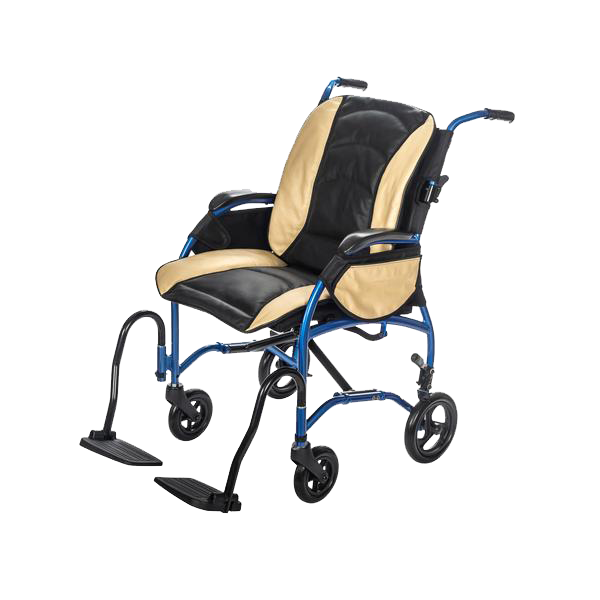 "8"" Rear Wheel / Black & Tan Leather Bucket Seat +$469.99"