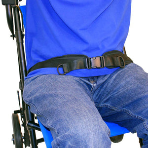 Wheelchair Seatbelts