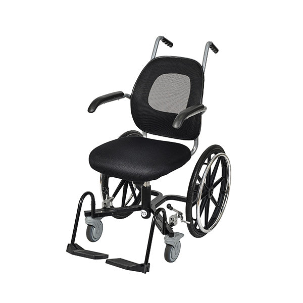 Includes Push Handles, Hand Rings & Foot Plates