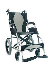 Economy Standard Lightweight Travel Wheelchair