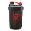 6AM Run Compartment Shaker Bottle