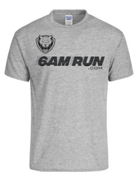 6AM Run DriFit Tee Shirt Gear