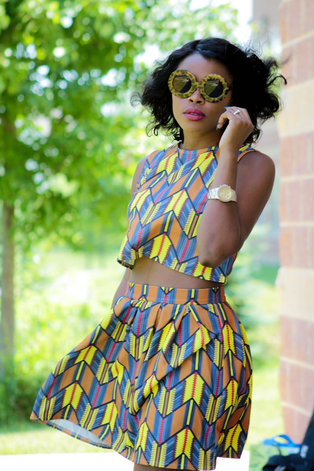 Multicolor Print Set
