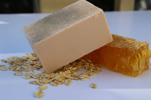 Oats, My Honey! Soap