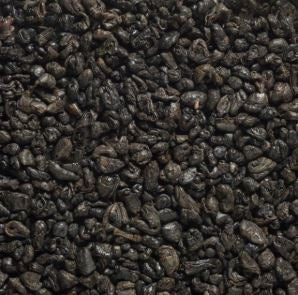 Tea Leaves China GUNPOWDER Pellets - The Little Tea Boutique