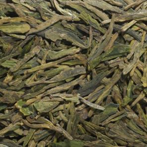 "Tea Leaves China DRAGONWELL ""LONGJING"" AAA - The Little Tea Boutique"