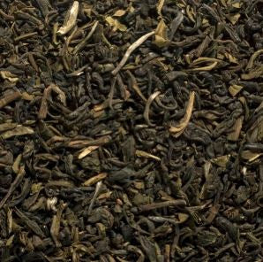 "Tea Leaves Darjeeling Green ""PUTTABONG"" - The Little Tea Boutique"
