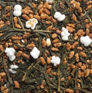 Tea Leaves Japan GENMAICHA - The Little Tea Boutique
