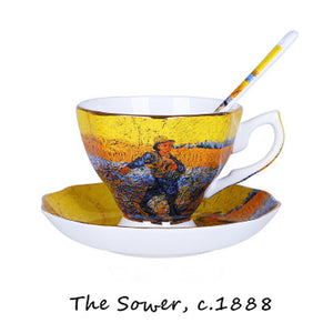 The Sower Cup -Tea for 1 - The Little Tea Boutique