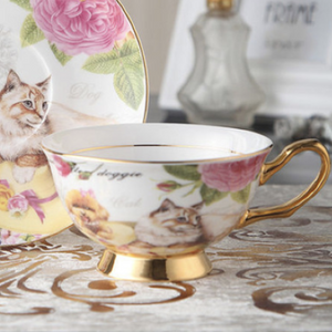Cat Lover Tea for 1 - The Little Tea Boutique