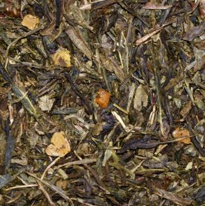 Tea Leaves Sencha Honeydew Melon - The Little Tea Boutique