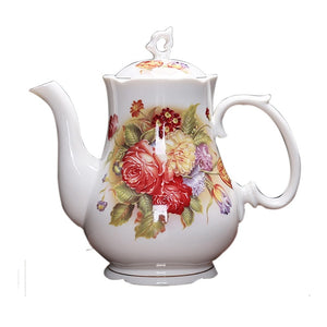 Fashion Flower Tea Pot - The Little Tea Boutique