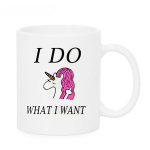 I Do What I want Mug - The Little Tea Boutique